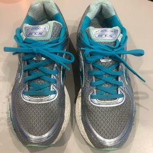 Brooks GTS Athletic Shoes Women's 8 1/2